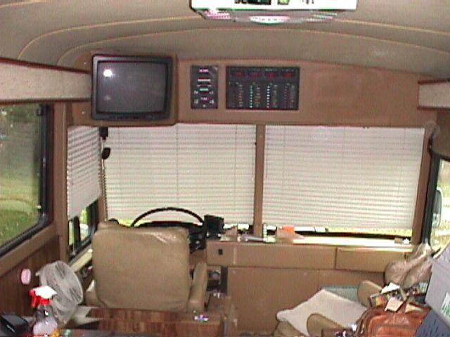 1980 Angola Conversion Coach Bus Conversion
